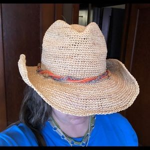 Strahl cowgirl hat